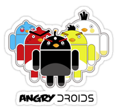 Play Angy Droidz