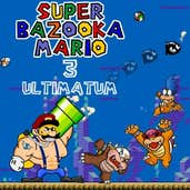 Play super bazooka mario 3