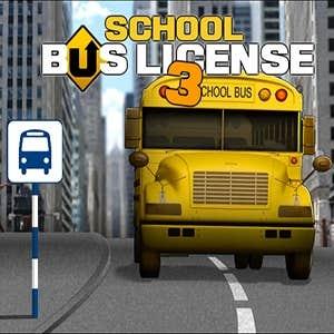 Play School Bus License 3