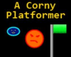 Play A Corny Platformer