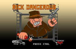 Play Rick Dangerous