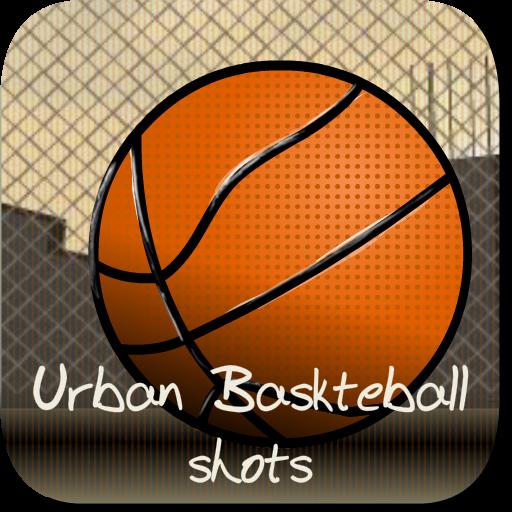 Play Urban basketball shots HD