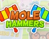 Play Mole Hammers