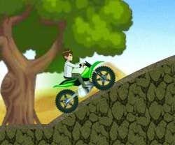 Play Ben10 Fun Ride