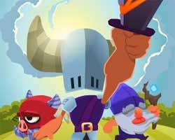 Play Knight Runner