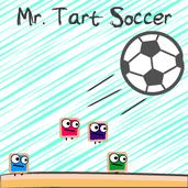 Play Mr. Tart Soccer