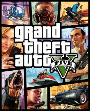 Play Grand Theft Auto V