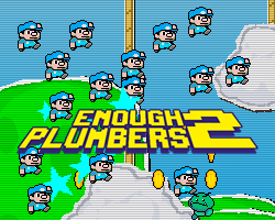 Play Enough Plumbers 2