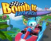 Play Bomb It Kart Racer