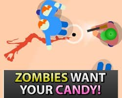 Play Zombies want your Candy