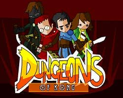 Play Dungeons of Kong