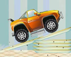 Play Toy Car Adventure