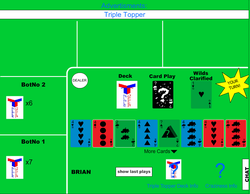 Play Triple Topper Craziness