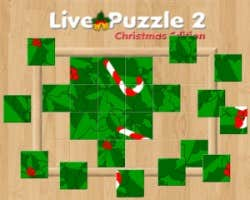 Play Live Puzzle 2 Christmas