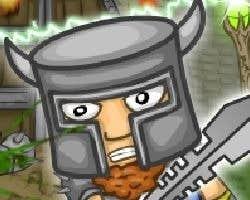 Play Knights vs Zombies