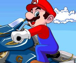 Play Mario Motocross