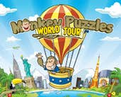 Play Monkey Puzzles World Tour