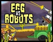 Play Egg Vs Robots