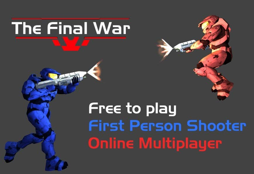 Play Indie Halo game