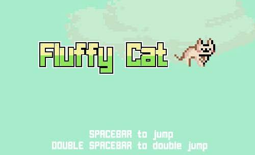Play Fluffy Cat