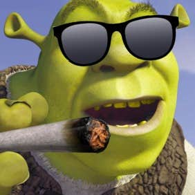 Play 420 Shrek It