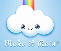 Play make it rain
