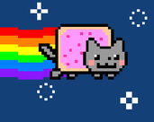 Play Flappy Nyan Cat