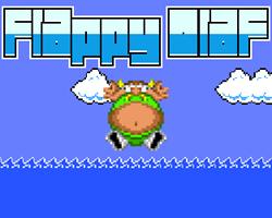 Play Flappy Olaf