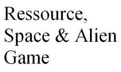 Play Ressource, Space & Alien Game V1.1