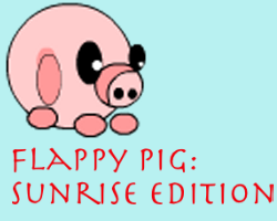 Play Flappy Pig?
