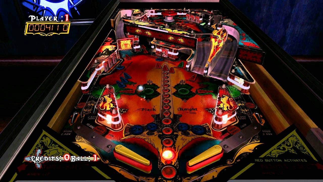 Play SL Black Knight Pinball