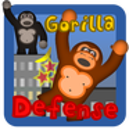 Play Gorilla Defense