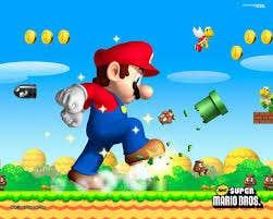 Play Super Mario 2014