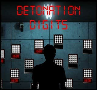 Play Detonation Digits - Puzzle Bomb Simulator