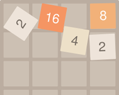 Play 2048 Hell