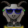 Play Caeh Designs: Gannon Goat