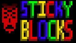Play Pixeltris: Sticky Blocks