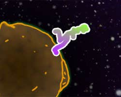 Play Planet Running Man: An Incremental Game