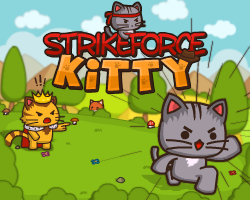 Play StrikeForce Kitty