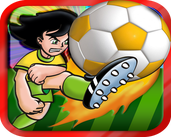 Play Soccer King! World Cup Brazil 2014