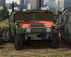 Play Army Car team