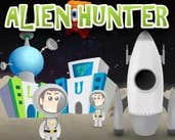 Play Alien Hunter