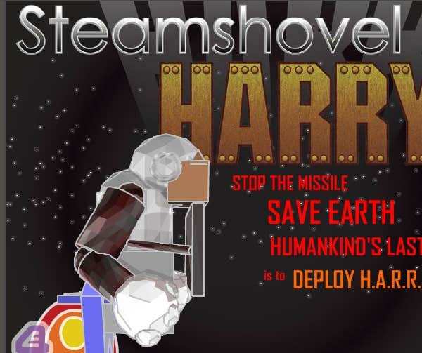 Play Steamshovel Harry