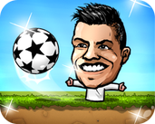 Play Puppet Soccer Champions