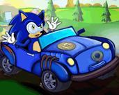 Play  Sonic Car Champ