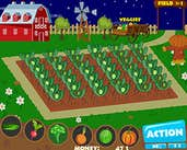 Play Vegetable farm