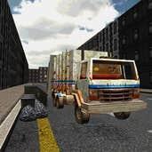 Play Garbage Van Sim