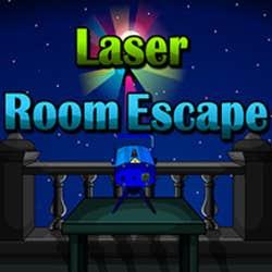 Play Laser Room Escape