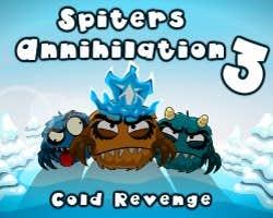 Play Spiters Annihilation 3: Cold Revenge