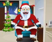 Play Santa At Dentist
